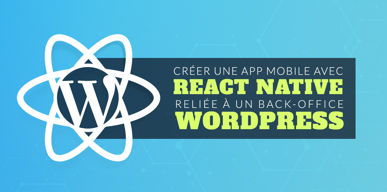 Relier une appli mobile à un back-end WordPress 2