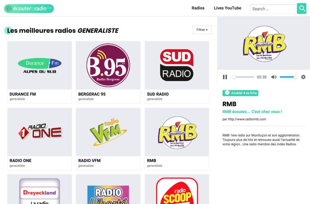 Ecouter La Radio 1
